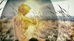 Genie in a bottle (Aloriana77 Resident) Tags: lost dreams theenchantment white~widow rezology