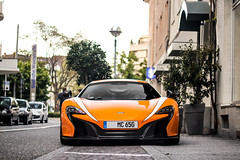 SixFiddy. (fabianbaege) Tags: orange spider woking mc mclaren 650 british karlsruhe supercar v8 lt laren supercars 675 carspotting 650s 675lt