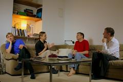 Couch quadrouple | Sofa Vierling (Stefan (Bilderberge.de)) Tags: myself living twins room indoor double selbstportrait wohnzimmer selbst selfie zwillinge drinnen unterhaltung mehrlinge bilderberge