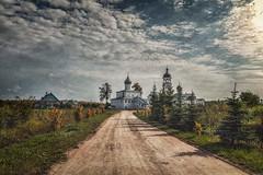 Fairytale Pskov #8 (Unicorn.mod) Tags: cats lens september textures monastery manual landsape 2015 canoneos6d samyang24mmf14edasifumc