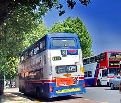 D945NDA Bloxwich 2003 (Walsall1955) Tags: rear highstreet westmidlands twm 951 travelwestmidlands 2945 timesaver wmt mcwmetrobus bloxwich 951a d945nda timesavermetrobus