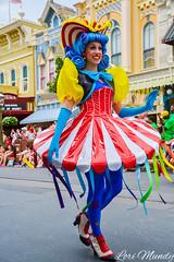 Festival Of Fantasy Parade (disneylori) Tags: disney parade disneyworld wdw waltdisneyworld magickingdom disneyparade disneyworldparade disneyperformers waltdisneyworldparade festivaloffantasyparade chachabingo