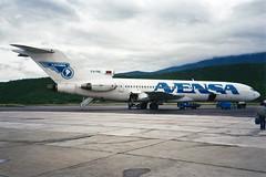 Avensa Boeing 727-294/Adv YV-74C (Kambui) Tags: venezuela airplanes planes aviones avions flugzeuge  avies boeing727 aeroplani kambui sanantoniodeltachira  avensa yv74c