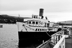 PS Maid of the Loch (Clyde Rivers) Tags: scotland calmac balloch lochlomond steamers paddlesteamer maidoftheloch countessofbredalbane