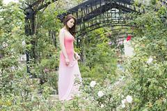 Vietnamese Viet Nam Fashion Model Flower Garden (Hai Tuoi) Tags: vietnamese viet nam fashion model flower garden