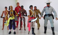 start a collection (lonejim) Tags: tonto loneranger bigjim sixmilliondollarman bigjack fightingfuries lonejim