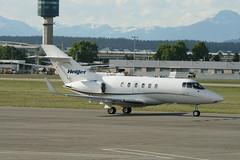 C-GFHJ Helijet 125-800 (Vernon Harvey) Tags: vancouver british yvr bae aerospace 125 helijet cgfhj