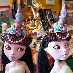 Unicorn Monster High (AjahliDolls) Tags: dolls bjd horn etsy unicorn balljointeddoll dollfiedream dollheadbands smartdoll