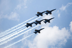 Blue Angels 2016 (a digital cure) Tags: blue digital canon md jets maryland angels annapolis blueangels 2016