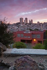 Coit Tower - 062016 - 02 (Stan-the-Rocker) Tags: sanfrancisco sony coittower northbeach telegraphhill russianhill ilce sel1855 stantherocker