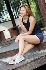 Ravenna (Lau ArtPix) Tags: portrait woman girl model nikon 85mm malaysia 2016 18g d7000 piscesguy