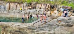 Yamba ! (robkolo666) Tags: ocean beach water pool salt olympus bikini nsw yamba mu43
