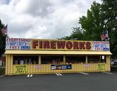 Fireworks- VA (verplanck) Tags: leesburg 4thofjuly fireworks virginia