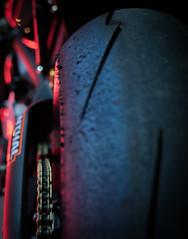 _LG12691 (LGpics (Twist'd)) Tags: bikes motorbike triumph daytona geelong 675