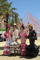 Cadiz - La Feria de la Manzanilla - Sanlucar (Don Blandford (Snapperchap)) Tags: festival spain cadiz sherry andalusia sanlucardebarrameda laferia laferiadelamanzanilla