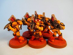 Heresy Era Imperial Fists Heavy Support Squad No.1 (25) (AKASteveUK) Tags: 40k warhammer40000 warhammer40k gamesworkshop imperialfists missilelauncher missilelaunchers forgeworld heavysupport betrayalatcalth heavysupportsquad
