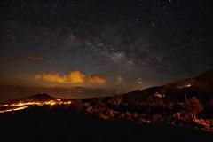 Milky Way auf La Palma (d300sShooter) Tags: lapalma milchstrase sterne