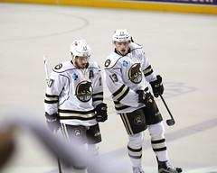 Chris Bourque and Jakub Vrana (hartmantori) Tags: hockey bears den caps hershey ahl defend hersheybears washingtoncapitals hersheybearshockey