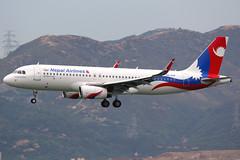 Nepal Airlines | Airbus A320-200 | 9N-AKW | Hong Kong International (Dennis HKG) Tags: nepal nepalairlines ra rna airbus a320 airbusa320 sharklets aircraft airplane airport plane planespotting hongkong cheklapkok vhhh hkg 9nakw canon 7d 100400
