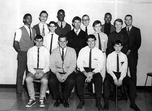 DeAndreis High,1968
