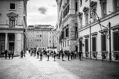 Let's see what's haapining here (robertofaccenda.it) Tags: trip travel vacation rome roma italia viaggi holydays vacanze lazio montecitorio piazzamontecitorio lacitteterna