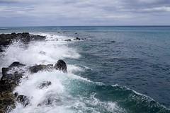 Waves (simonturkas) Tags: lanzarote canaryislands ocean beautiful spain travel wanderlust adventure photography photo photographersoftumblr photographersontumblr
