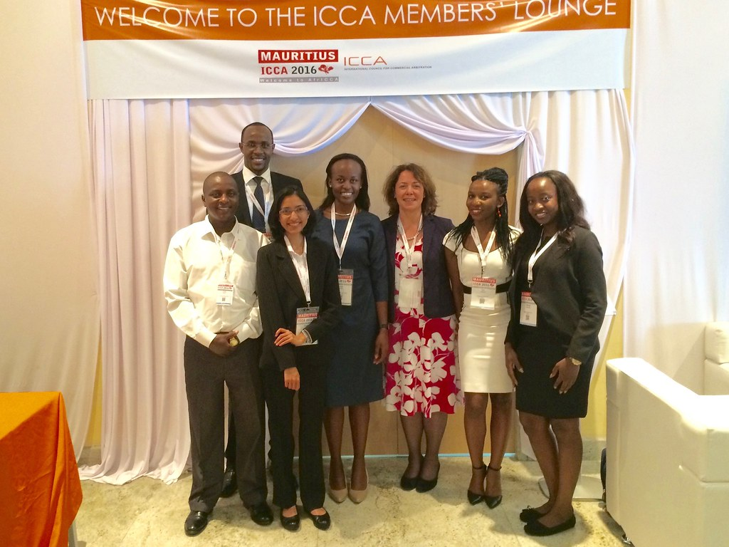 ICCA Mauritius 2016 by