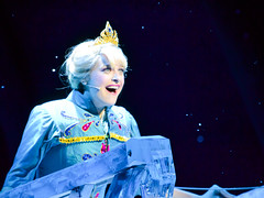 Elsa Tests the Limits (chipanddully) Tags: frozen disney dca elsa anthem californiaadventure letitgo hyperiontheater liveatthehyperion