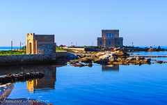 Reflections (Francesco Impellizzeri) Tags: water reflections landscape sicily trapani