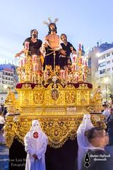 Despojado Granada (12) (Guion Cofrade) Tags: santa religion iglesia cruz granada cristo semana nazareno imagen jess pasion seor cofrade procesin pasin cofradia devocin cultos costalero besapis