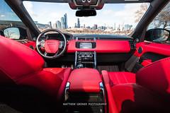 Range Rover Sport (Matthew Groner) Tags: chicago sport rover range