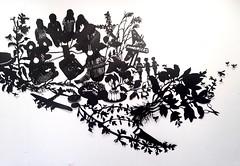 MBosley_WishYouWerehere (TheWayThingsWere) Tags: silhouette paperart silhouettes papercut papercuts papercutting mollybosley