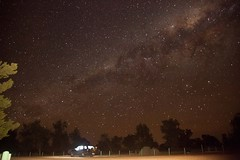 Mungo National Park under Milky Way () Tags: longexposure earlymorning clearsky milkyway mungonationalpark