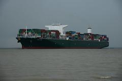 Triton (DST_9513) (larry_antwerp) Tags: costamare container triton 9728916 antwerp antwerpen       port        belgium belgi          schip ship vessel        schelde