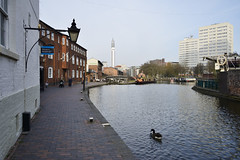 Cambrian Wharf, Birmingham 13/03/2016 (Gary S. Crutchley) Tags: uk travel england black heritage history century ed james canal birmingham nikon industrial britain cut lock united country great bcn kingdom 18th junction wharf revolution and local coal nikkor scape inland engineer navigation 28300mm narrowboat vr waterway afs walsall d800 eighteenth cambrian brindley f3556g essington wyrley canalscape