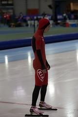 A37W0480 (rieshug 1) Tags: ladies sport skating worldcup groningen isu dames schaatsen speedskating kardinge 1000m eisschnelllauf juniorworldcup knsb sportcentrumkardinge worldcupjunioren kardingeicestadium sportstadiumkardinge