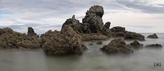 sobresaliente (izaguirrepeter) Tags: nikon nikond610 d610 tokina tokina1628mm asturias playa amanecer hdr gran angular paisaje panorama