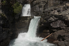 """St. Mary Falls • <a style=""""font-size:0.8em;"""" href=""""http://www.flickr.com/photos/63501323@N07/27700581046/"""" target=""""_blank"""">View on Flickr</a>"""