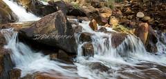 Let it Fall (JakeDyer888) Tags: motion colour water canon waterfall rocks slow australia falls shutter lesmurdie