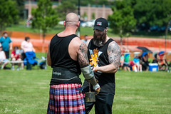 HG16-25 (Photography by Brian Lauer) Tags: illinois scottish games highland athletes heavy scots itasca lifting