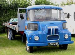 Morris Flat HSU133A Frank Hilton IMG_3167 (Frank Hilton.) Tags: bus classic car vintage bedford lorry trucks erf morris tractors albion commercials foden atkinson aec fergy