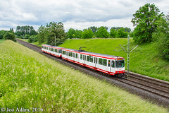 Dortmund | Stadtbahn U42 Gleiwitzstrae  > Kirchderne (Jo dm Gy.) Tags: verkehr dortmund stadtbahn dsw21