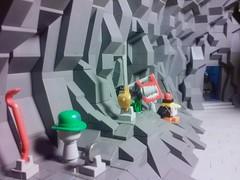 The Trophies (Brick_Obsessed) Tags: lego batman trophy legobatcave