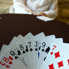 We can't change the cards we are dealt. Just how we play the hand.. (Naveed Arshad) Tags: cards dubai uae deckofcards mydubai