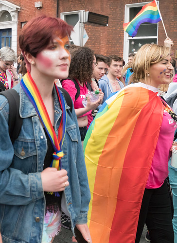 PRIDE PARADE AND FESTIVAL [DUBLIN 2016]-118107