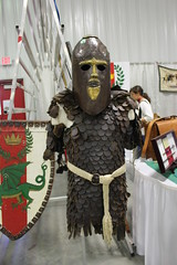 Taylmar's Armor (Drowsy Mary) Tags: middle midrealm sca 062416 danville indiana 50year armor helm