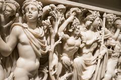 Sarcophage Romain au MET (Djof) Tags: étatsunis unitedstates us usa newyork newyorkcity manhattan ny nyc metropolitanmuseumofart met sculpture sarcophagus roman art antiquité ancienttimes