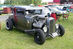 1931 Ford (bballchico) Tags: 1931 ford 5window coupe hotrod hemi roadmencccanada billetproof billetproofwashington carshow jimmyjames 206 washingtonstate roadmencarclub roadmenwashington