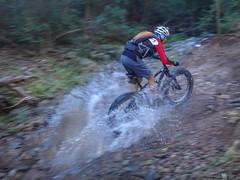 Nick (Neil Ennis) Tags: cycling mtb creekroad creekcrossing cabbagetreecreek daguilarnationalpark