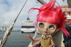 292/366 Osaka harbor cruise